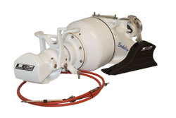 12JI Pump w/Manual Place Diverter, Transom Assembly