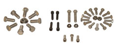 Pump Rebuild Bolt Kit