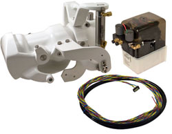 Hydraulic Place Diverter Kit for Berkeley E Pump
