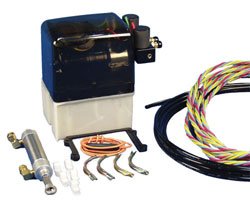 Place Diverter Hydraulic Conversion Kit