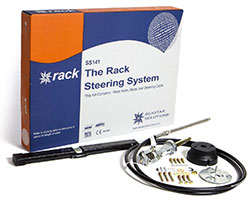 "Teleflex ""The Rack"" Rack and Pinion Steering Cable Kit"