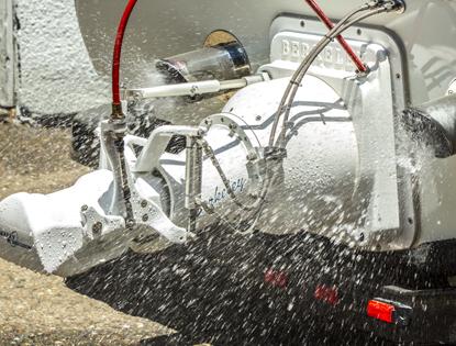 Berkeley Jet Drive - High Performance Marine Propulsion!