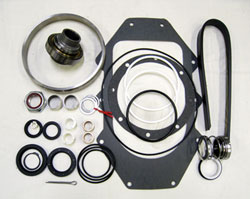SD-312 OVERHAUL KIT, WELDED ALUMINUM